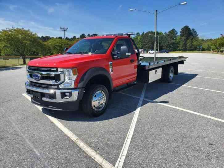 Ford F-550 Super Duty (2020)