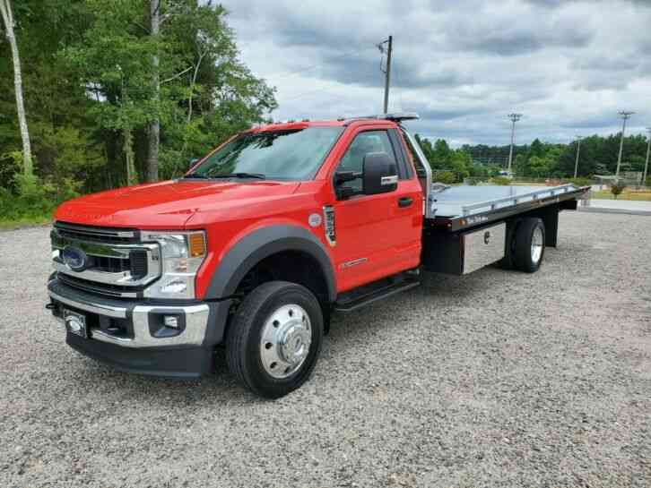 Ford F-550 (2020)