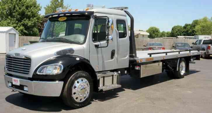 Freightliner M2 Ext. Cab (2020)