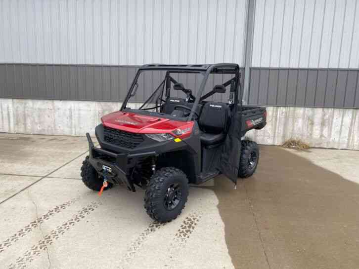 Polaris Ranger 1000 Premium + Winter Prep Package (2020)