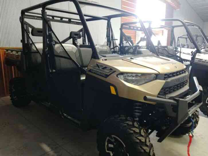Polaris Ranger Crew XP 1000 Premium Winter Prep Package (2020)