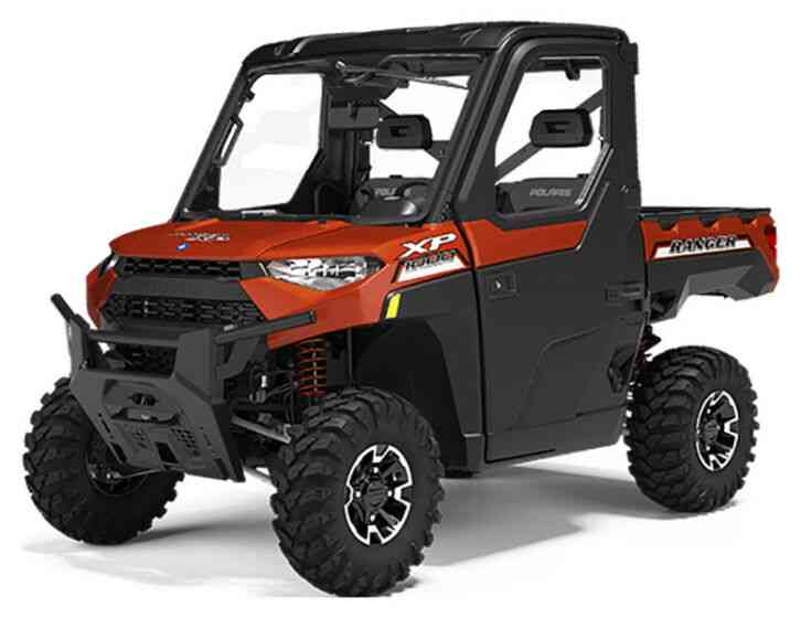 Polaris Ranger XP 1000 Northstar Edition (2020)