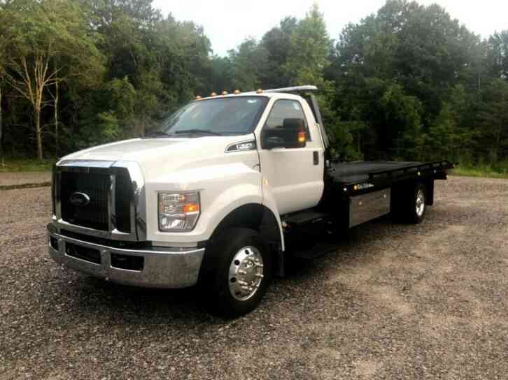 Ford F-650 Super Duty (2021)