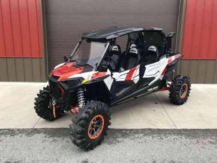 Polaris RZR XP 4 Turbo (2019)