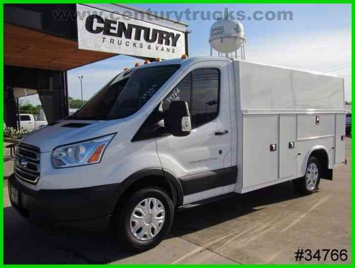 Utility Bodies Parts Lock : Ford t kuv utility van service trucks