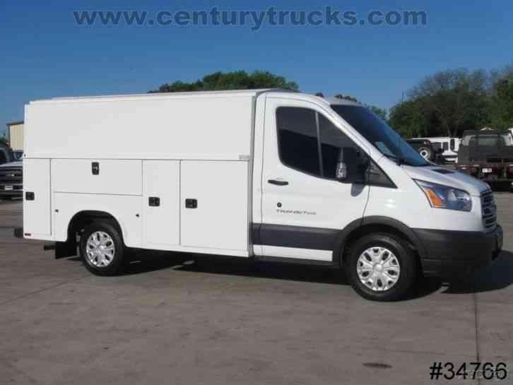Ford T 250 Kuv Utility Van 2016 Utility Service Trucks