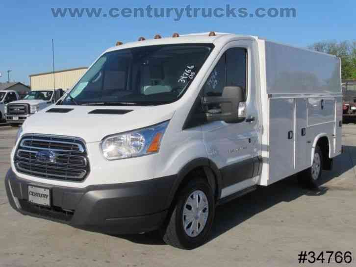Trucks For Sale In East Texas >> Ford T-250 KUV UTILITY VAN (2016) : Utility / Service Trucks