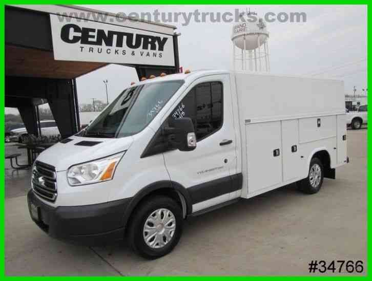 Service Body Locks : Ford t kuv utility van service trucks