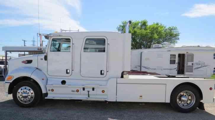 Peterbilt (2007) : Sleeper Semi Trucks