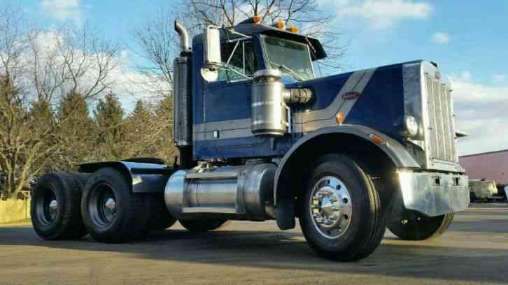 Peterbilt 359 1984 Daycab Semi Trucks