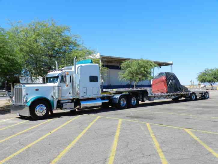 Peterbilt 379 2000 Sleeper Semi Trucks