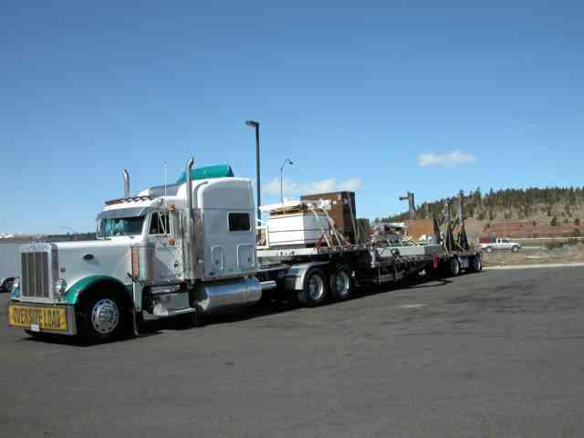 Led Lights For Semi Trucks >> Peterbilt 379 (2000) : Sleeper Semi Trucks