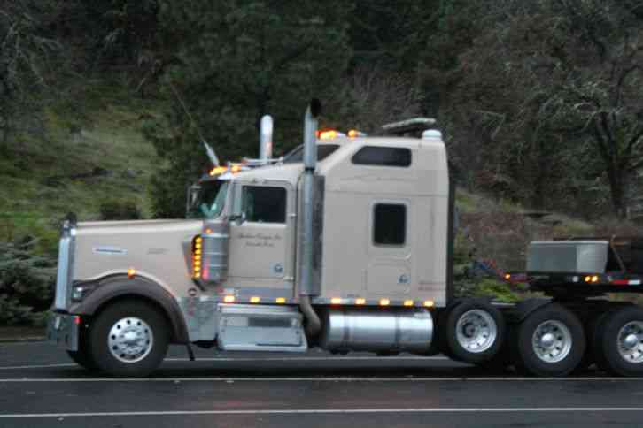 Kenworth W900l 2000 Heavy Duty Trucks