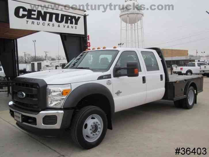 FORD F450 4X4 (2015)