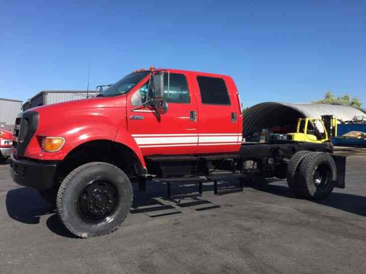 Ford F750 For Sale >> Ford F750 2004