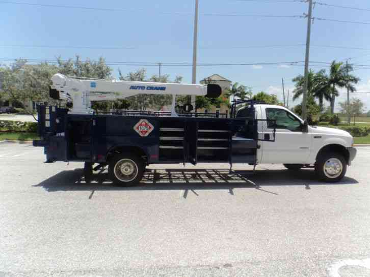 Ford F-550 (2003) : Utility / Service Trucks