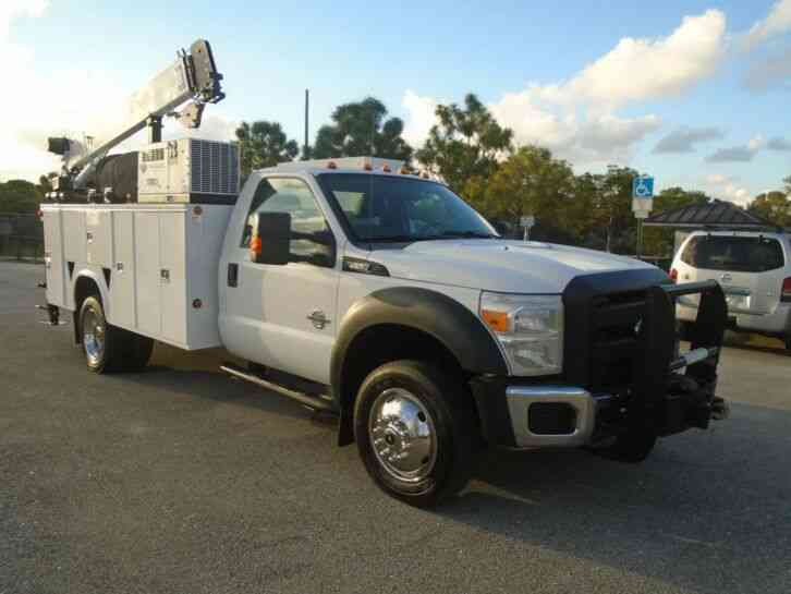 Ford F 550 SUPERDUTY 2012