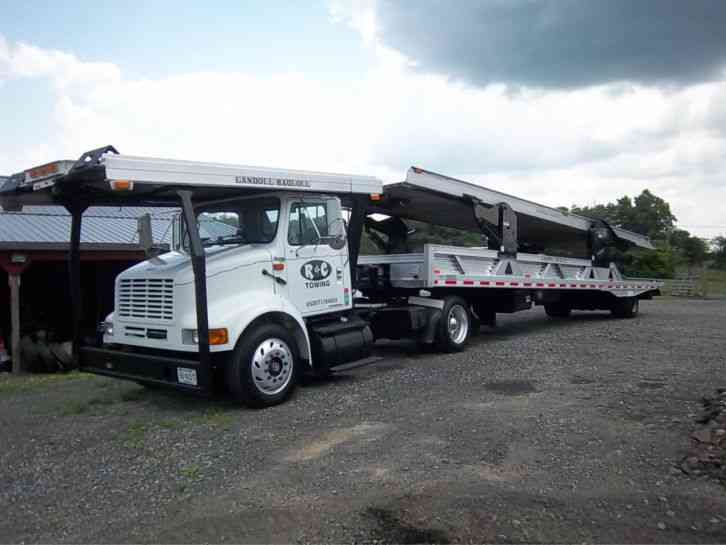 Rollback  Car Haulers For Sale