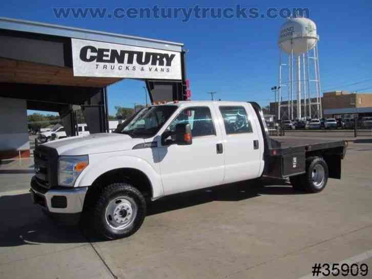 FORD F350 4X4 DRW (2015)