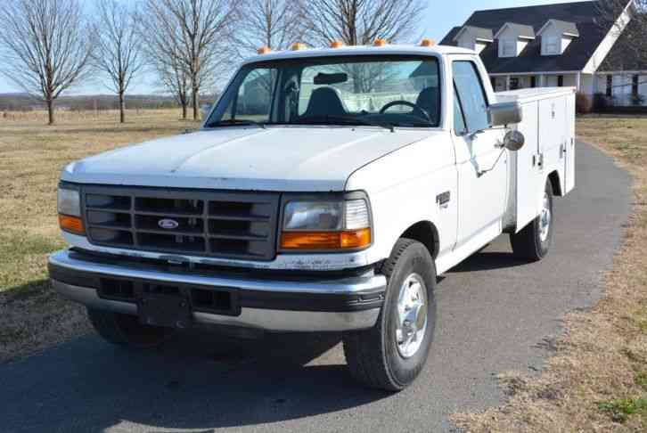 Ford F250 1997
