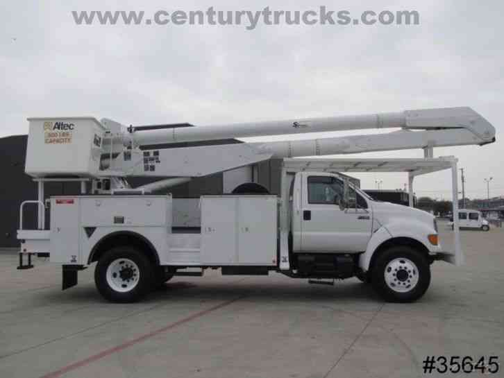 FORD F750 (2000)