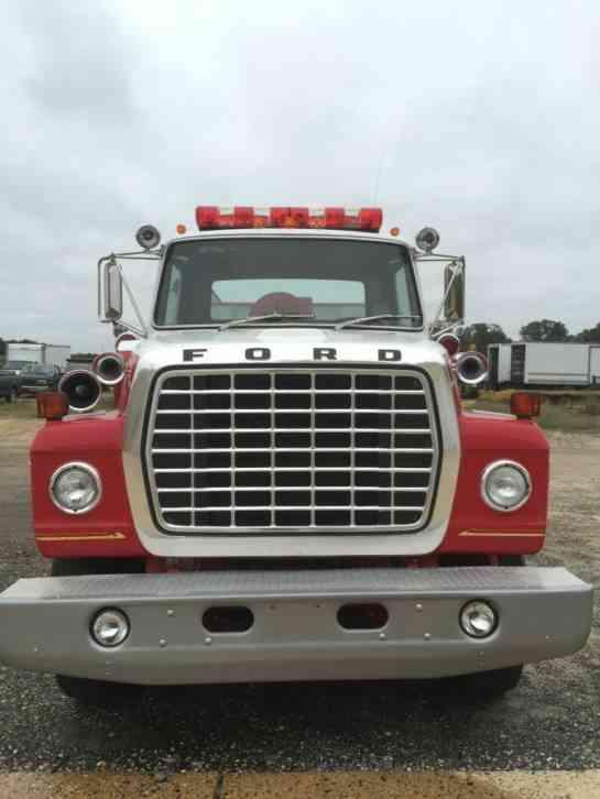 Ford 8000  1979    Emergency  U0026 Fire Trucks