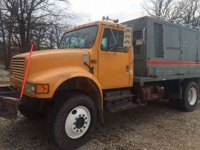 Dodge Dealership South Carolina >> Ford L600 (1984) : Medium Trucks