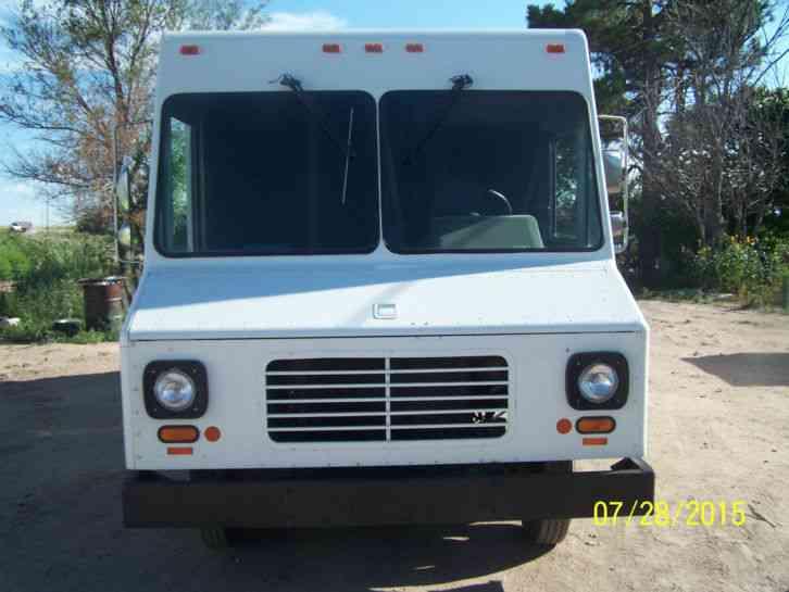 P30 Step Van For Sale >> Chevrolet P30 (1987) : Van / Box Trucks