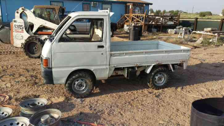 Daihatsu Hijet (1992) : Light Duty Trucks
