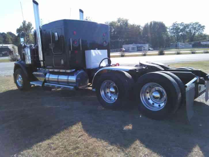 Kenworth W900B (1992) : Sleeper Semi Trucks
