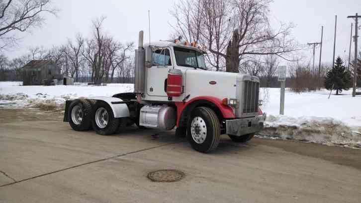 Peterbilt 378 1992 Daycab Semi Trucks