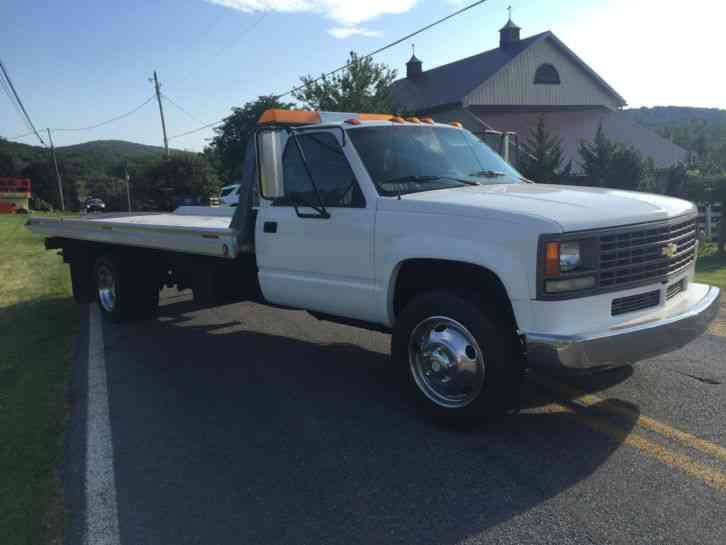 Chevrolet 3500 HD Cheyenne (1993) : Flatbeds & Rollbacks