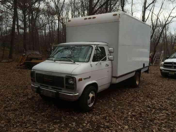GMC 3500 (1993) : Van / Box Trucks