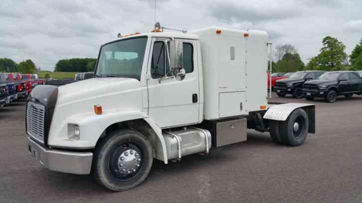 Freightliner FL60 (1994) : Sleeper Semi Trucks