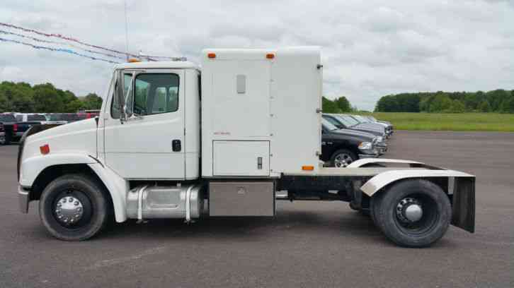 Freightliner Single Axle Sleeper >> Dually Sleeper Pickups For Sale.html   Autos Post