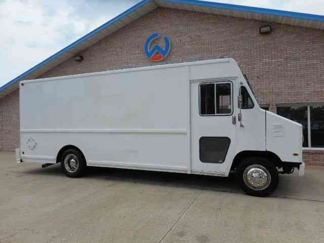 Fedex Trucks For Sale >> International Step Van (1995) : Van / Box Trucks