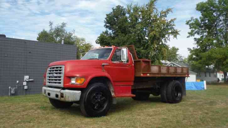Ford F700 (1997)
