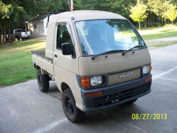 daihatsu 1998 light duty trucks. Black Bedroom Furniture Sets. Home Design Ideas