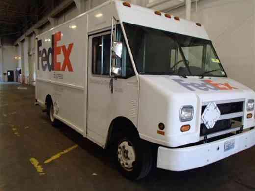 Freightliner P700 M Line Walk In Step Van Box Truck 1998