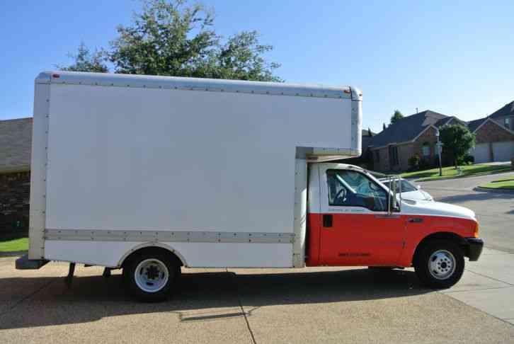 Ford F350 Superduty (1999) : Van / Box Trucks