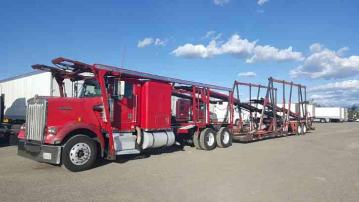 Kenworth W900 1999 Heavy Duty Trucks