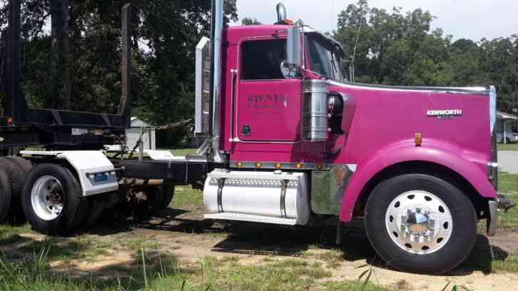 Kenworth 1999 Daycab Semi Trucks