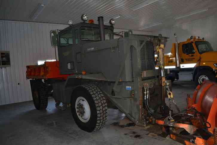 Oshkosh WT-2206 (1988) : Heavy Duty Trucks