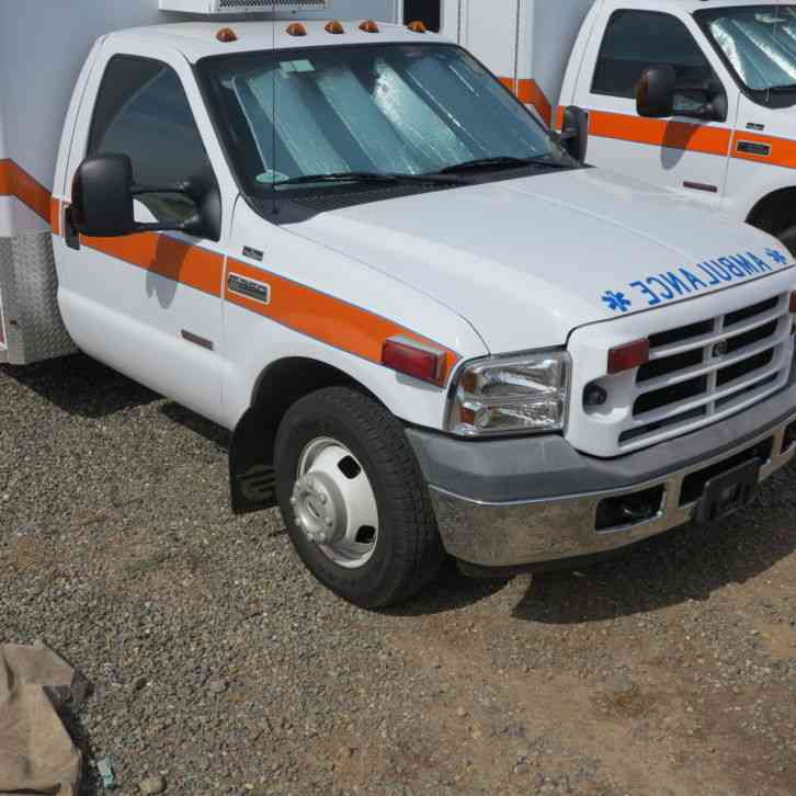 2006 Ford E350 Super Duty Passenger Transmission: HAHN HCP-10 (1982) : Emergency & Fire Trucks