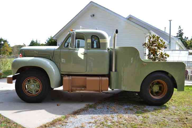 mack b61 lt 1959 daycab semi trucks. Black Bedroom Furniture Sets. Home Design Ideas