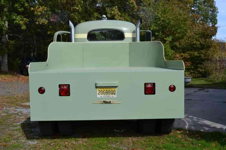 Used Trucks For Sale In Nj >> MACK B61 LT (1959) : Daycab Semi Trucks