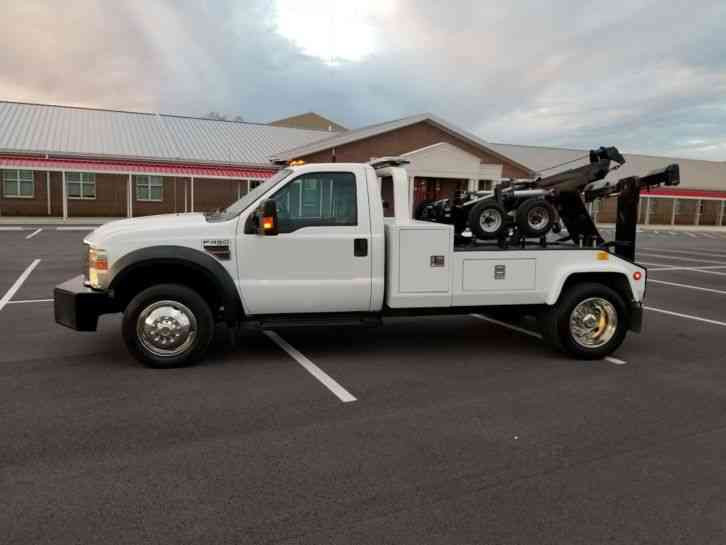 Ford F450 (2010)
