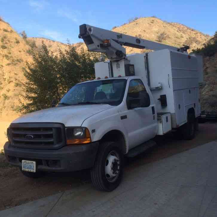 Ford F550 (2000)