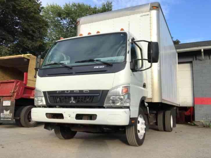 Mitsubishi (2008) : Van / Box Trucks