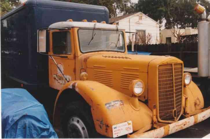 Brockway 260 1946 Heavy Duty Trucks